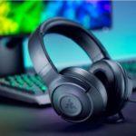 Razer Kraken X to nowe ultralekkie słuchawki dla graczy
