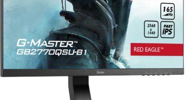 Dwa nowe monitory G-Master od iiyamy