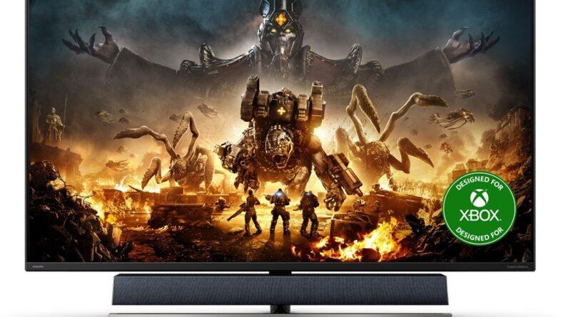 Philips Momentum – Designed for Xbox