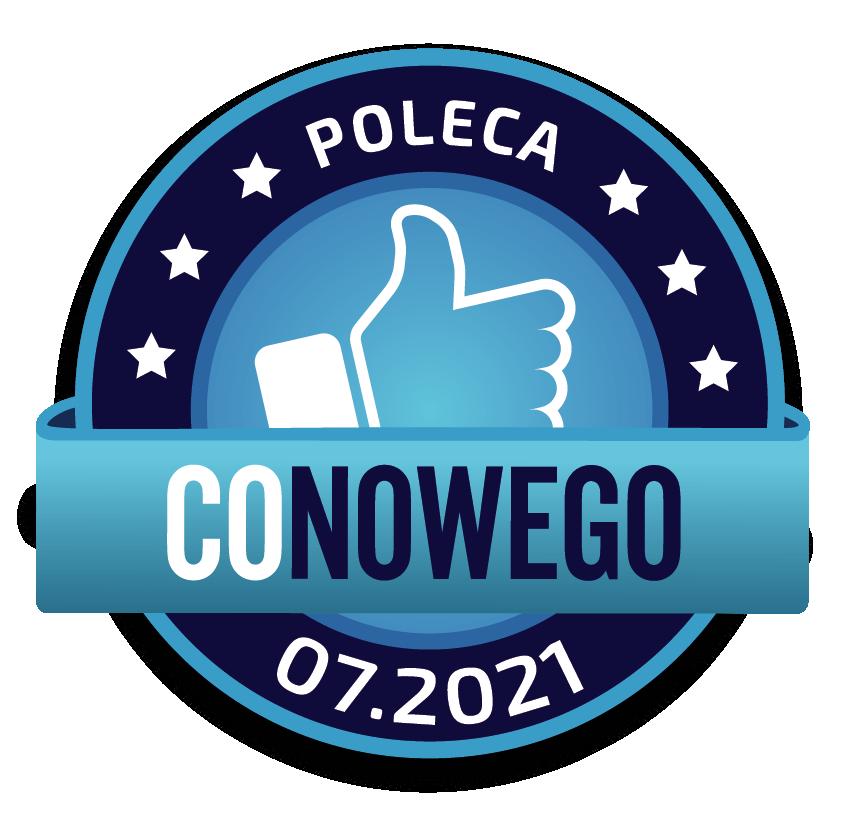 Redakcja CoNowego.pl poleca ten produkt.