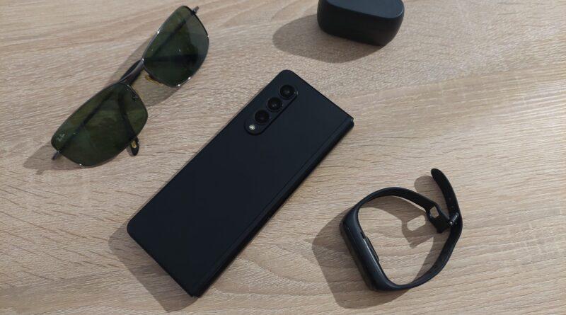 Samsung Galaxy Z Fold 3 – mobilne biuro (i nie tylko!) w Twojej kieszeni